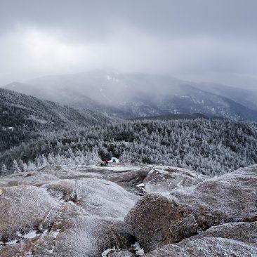 Summit of Cascade