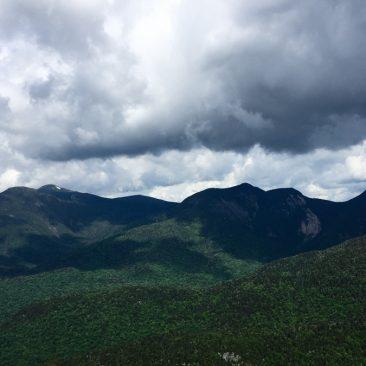 Skylight, Haystack, Marcy, Basin, Saddleback